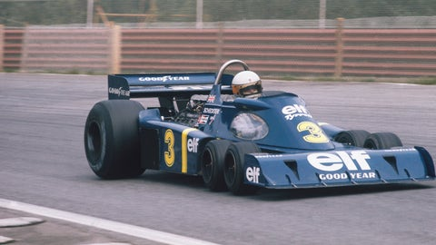 6. Tyrrell P34
