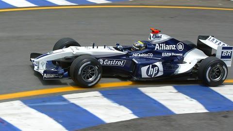 7. Williams FW26