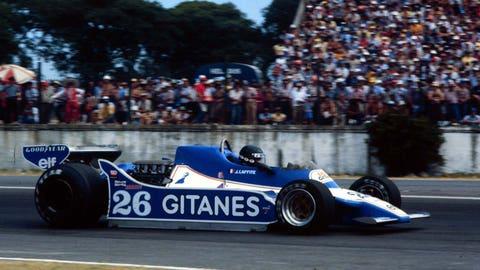 8. Ligier JS11