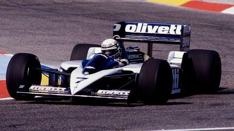 9. Brabham BT55