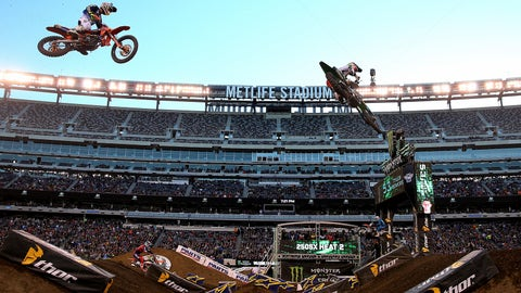East Rutherford Supercross