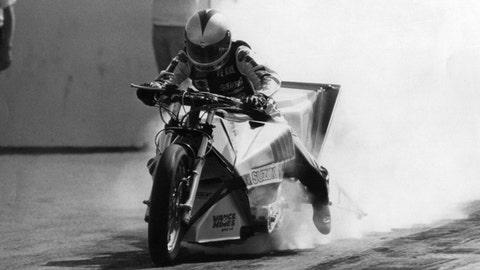 Terry Vance - 4 wins