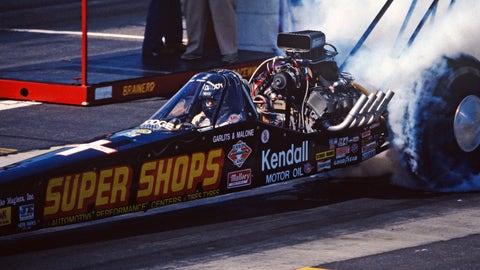 3: Don Garlits - 8 wins