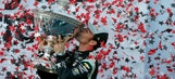Simon Pagenaud's IndyCar championship celebration in photos