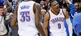 Westbrook, Thunder tie up 'Ridiculous Game-Winning Shot' series with Warriors
