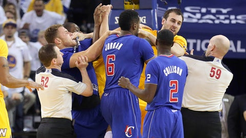 2013: Warriors 105, Clippers 103