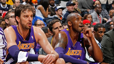 The Lakers add Pau for another title run (Feb. 1, 2008 — 20 days before deadline)
