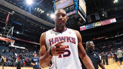 Atlanta Hawks (44-38)