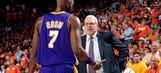 Are Knicks considering Phil Jackson-Lamar Odom reunion?