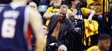 Rough start for home teams on first day of NBA playoffs