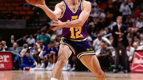 Gonzaga: John Stockton (Basketball Hall of Famer)