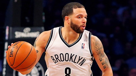 Deron Williams, PG, Brooklyn Nets