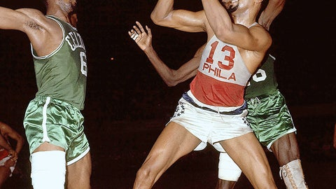 Philadelphia 76ers, 1966–67 - Regular season: 68-13