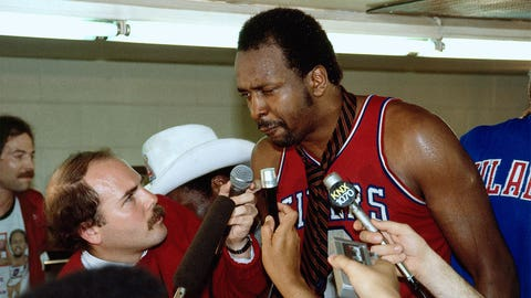 Moses Malone: 12-time All-Star