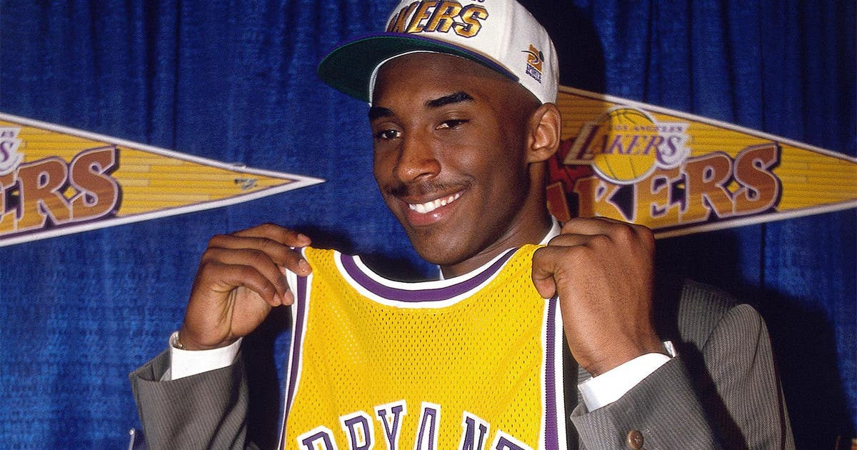 Kobe Ai Samaki The Booms And Busts Of The 1996 Nba
