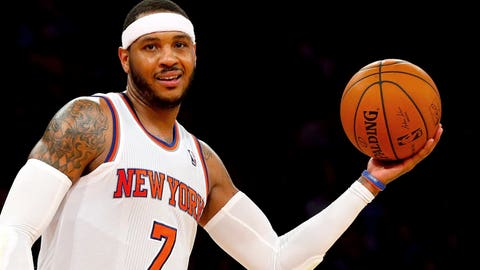 New York Knicks (37-45)
