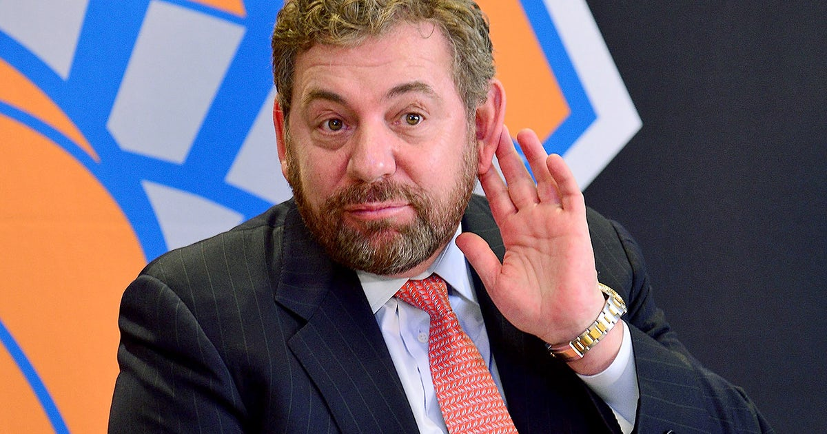 Knicks Owner James Dolan Drops Blues Single About Trayvon