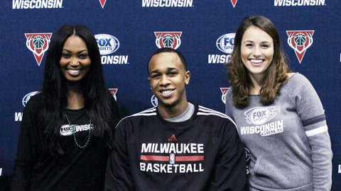 Bishara & Sage got the scoop on this year's team from John Henson.