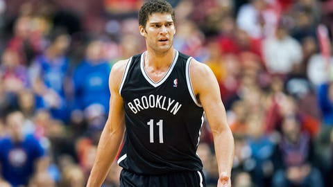 8. Brook Lopez, C, Brooklyn Nets