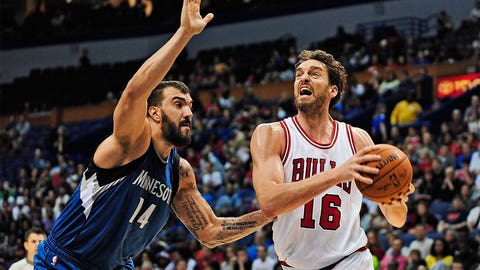 Everyone wants Pau Gasol – the Bulls get him