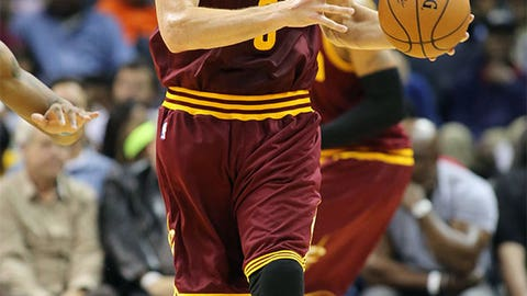 Kevin Love plus LeBron sure looks good on paper