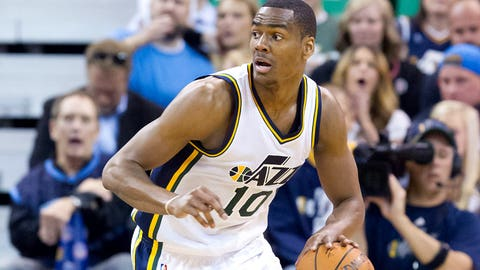 Utah Jazz: SG Alec Burks