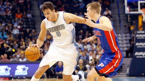 Denver Nuggets - Danilo Gallinari, $14,000,000
