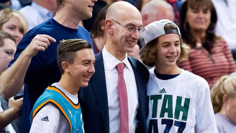 Adam Silver - Commissioner, NBA