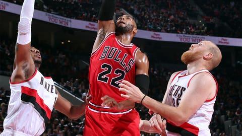 Taj Gibson, PF, Chicago Bulls