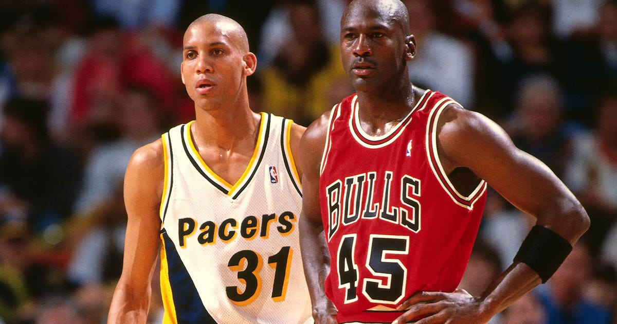 sihunn Reggie Miller: Michael Jordan was so much better than Kobe Bryant
