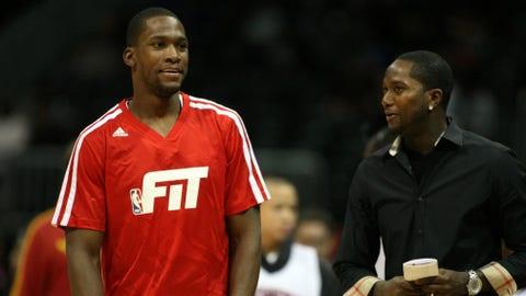 Toney Douglas, 29, New Orleans Pelicans