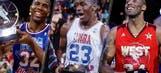 Top 10 NBA All-Star Game performances