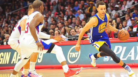 Clippers at Warriors: March 23, 10:30 p.m. ET