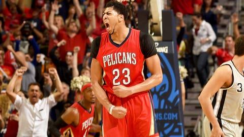 15. New Orleans Pelicans