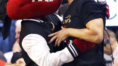 Toronto Raptors: Drake