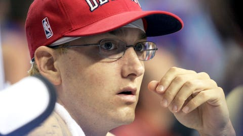Detroit Pistons: Eminem