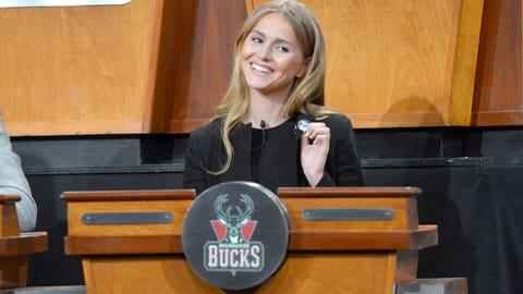 Milwaukee Bucks: Mallory Edens