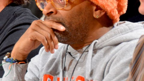 New York Knicks: Spike Lee