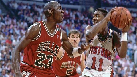 2) Defensive POY + MVP
