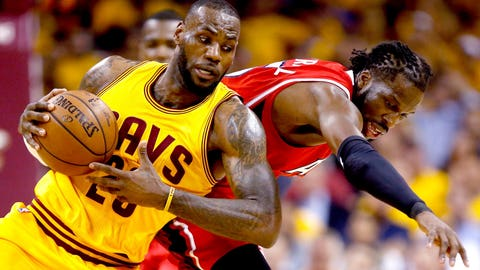 2. LeBron James, SF, Cleveland Cavaliers