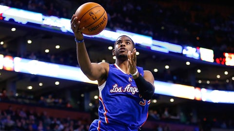 NBA (active): Chris Paul