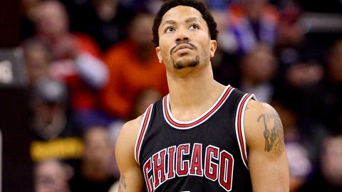 Chicago Bulls - Derrick Rose, $20,093,064
