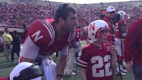 Nebraska Cornhuskers & #TeamJack