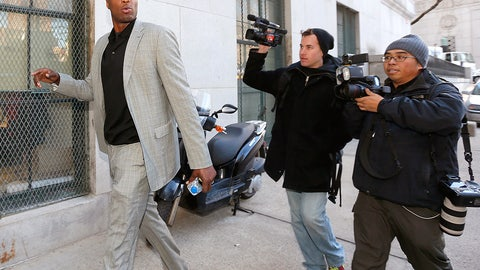 Odom loses the woman who raised him