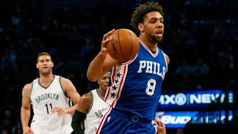 Jahlil Okafor, C, Philadelphia 76ers