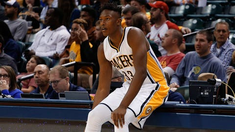 Myles Turner (Oklahoma City Thunder)