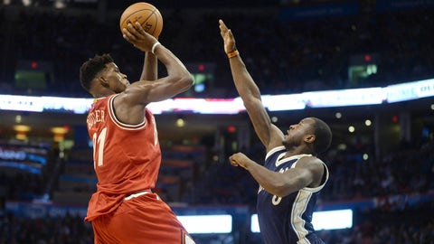 2. Jimmy Butler, Chicago Bulls