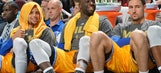Steve Kerr announces all of Warriors' stars will sit out Saturday at San Antonio