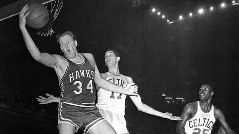 Clyde Lovellette, NBA forward, Sept. 7, 1929-March 9, 2016