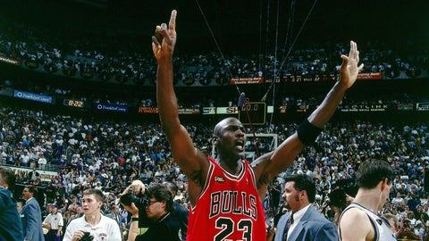 1991 -- Michael Jordan
